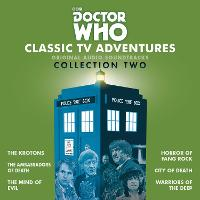 Doctor Who: Classic TV Adventures Collection Two: Six full-cast BBC TV soundtracks (CD-Audio)