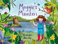 Maggie's Monsters - Maggie Picturebooks 2 (Paperback)