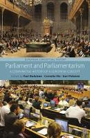 Parliament and Parliamentarism: A Comparative History of a European Concept - European Conceptual History (Paperback)
