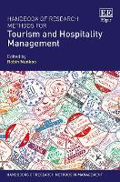 Handbook of Research Methods for Tourism and Hospitality Management - Handbooks of Research Methods in Management Series (Hardback)