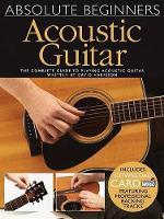 Absolute Beginners: Acoustic Guitar (Book)