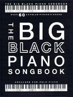 The Big Black Piano Songbook (Paperback)