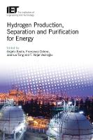 Hydrogen Production, Separation and Purification for Energy - Energy Engineering (Hardback)