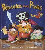 Mor-Ladron Mewn Pyjamas (Paperback)