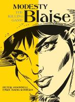 Modesty Blaise - The Killing Game (Paperback)
