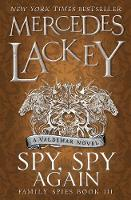 Spy, Spy Again (Family Spies #3) - Family Spies 3 (Paperback)