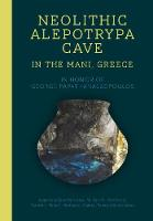 Neolithic Alepotrypa Cave in the Mani, Greece (Hardback)