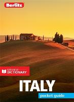 Berlitz Pocket Guide Italy (Travel Guide with Free Dictionary)
