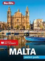 Berlitz Pocket Guide Malta (Travel Guide with Dictionary)