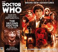 The Second Doctor - Doctor Who: The Companion Chronicles 1 (CD-Audio)