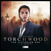 The Victorian Age - Torchwood 2.1 (CD-Audio)
