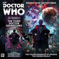 Doctor Who - The Third Doctor Adventures: No.2 - Doctor Who - The Third Doctor Adventures (CD-Audio)
