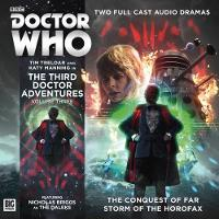 The Third Doctor Adventures - Volume 3 - Doctor Who - The Third Doctor Adventures 3 (CD-Audio)