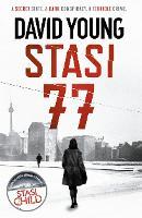 Stasi 77 - The Oberleutnant Karin Muller series (Paperback)