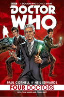 Doctor Who Event 2015: Four Doctors (Paperback)