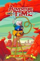 Adventure Time: Fist Bump Cavalcade (Paperback)
