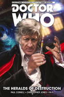 Doctor Who: The Third Doctor: The Heralds of Destruction Volume 1 (Paperback)