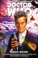Doctor Who: The Twelfth Doctor Vol. 6: Sonic Boom (Paperback)