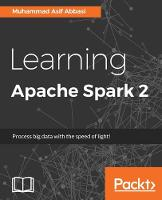 Learning Apache Spark 2 (Paperback)