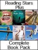 Reading Stars Plus Complete Pack - Reading Stars Plus