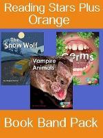 Reading Stars Plus Orange Band Pack - Reading Stars Plus