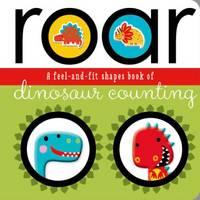 Roar - Feel and Fit (Board book)