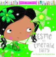 Esme the Emerald Fairy (Paperback)