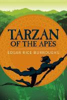 Tarzan of the Apes - Arcturus Classics (Paperback)