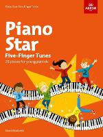 Piano Star: Five-Finger Tunes - ABRSM Exam Pieces (Sheet music)