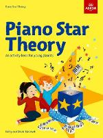Piano Star: Theory: An activity book for young pianists - Star Series (ABRSM) (Sheet music)