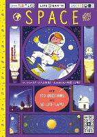 Life on Earth: Space: With 100 Questions and 70 Lift-flaps! - Life on Earth (Board book)