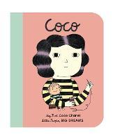 Coco Chanel: My First Coco Chanel - Little People, BIG DREAMS 1 (Board book)