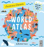 Scratch and Learn World Atlas - Scratch and Learn (Hardback)