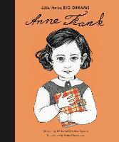 Anne Frank - Little People, BIG DREAMS 17 (Hardback)