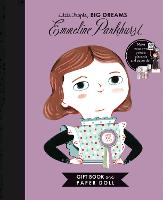 Little People, BIG DREAMS: Emmeline Pankhurst Book and Paper Doll Gift Edition Set