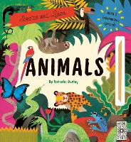 Scratch and Learn Animals: With 7 interactive spreads - Scratch and Learn