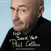 Not Dead Yet: The Autobiography (CD-Audio)