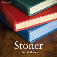 Stoner: A Novel (CD-Audio)