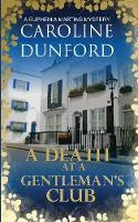 A Death at a Gentleman's Club: A Euphemia Martins Mystery - A Euphemia Martins Mysteries 12 (Paperback)