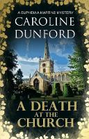 A Death at the Church: A Euphemia Martins Mystery - A Euphemia Martins Mysteries 13 (Paperback)