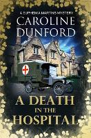 A Death in the Hospital (Euphemia Martins Mystery 15) (Paperback)