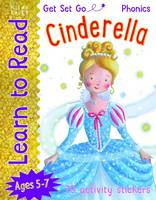 Get Set Go Learn to Read: Cinderella (Paperback)