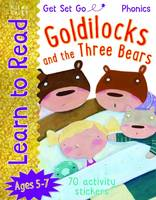 Get Set Go Learn to Read: Goldilocks and the Three Bears (Paperback)