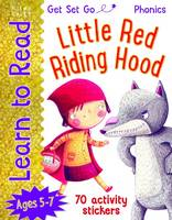 Get Set Go Learn to Read: Little Red Riding Hood (Paperback)