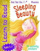 Get Set Go Learn to Read: Sleeping Beauty (Paperback)