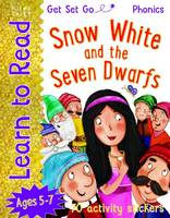 Get Set Go Learn to Read: Snow White (Paperback)