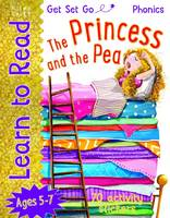 Get Set Go Learn to Read: Princess and the Pea (Paperback)