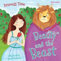 Princess Time: Beauty and the Beast (Paperback)