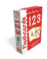 Get Set Go: Flashcards - 123 (Paperback)