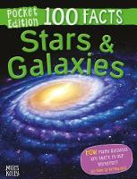 100 Facts Stars & Galaxies Pocket Edition (Paperback)